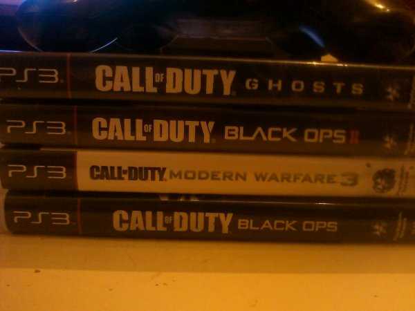 Ma petit collection :D