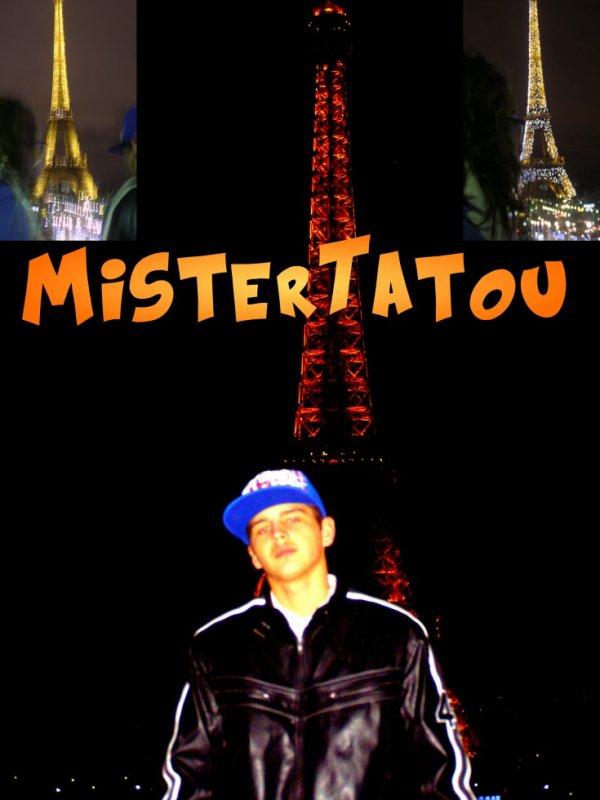 MisterTatou In Paris