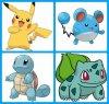 Voici un petit collage Pokemon