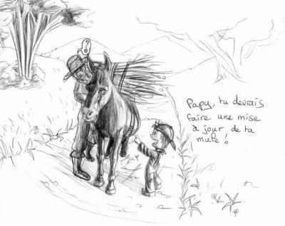 *dessin N° 19