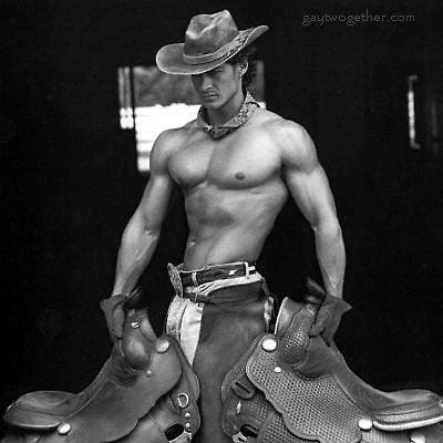 ****  Pinup Western (11)  ****
