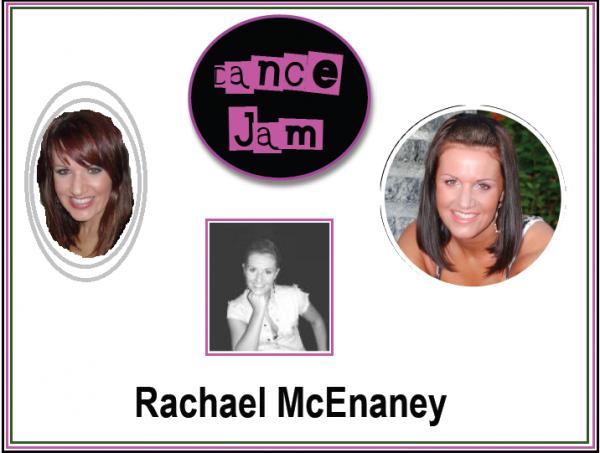 ****  Danses de Rachael McEnaney  ****