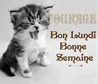 BON LUNDI et BONNE SEMAINE A TOUS