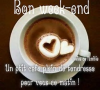 BON WEEKEND A TOUS !