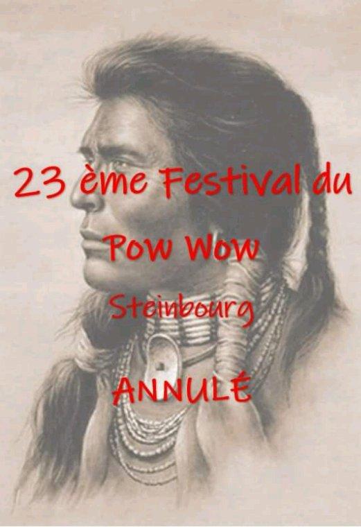 ANNULATION FESTIVAL STEINBOURG 2020