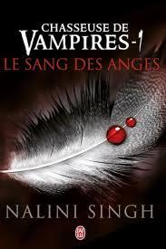 Chasseuse de Vampire tome 1