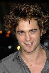 tous sur notre Robert  Pattinson