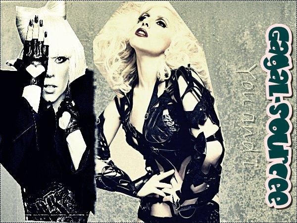 Voici un blog sur la sublime Lady Gaga, cela sera un blog source. :D