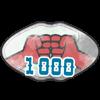 MERCI MES AMIS VOUS ETES 1000 FANS AMIS