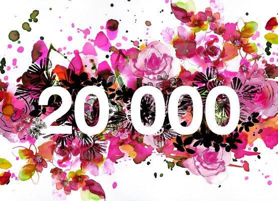 20 000 VISITES MERCI MES AMOURS et le 20 000 éme est ; Blog de Gay-Sexy-74