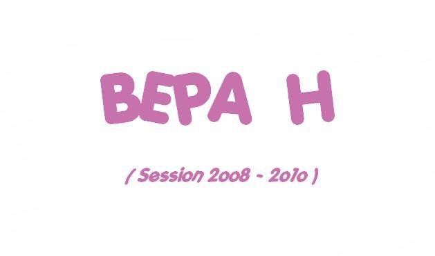 Le Blog des Bepa H  :)
