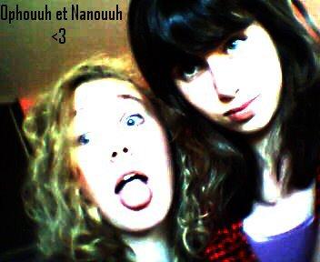 Nanouuuh et Ophouuh <3