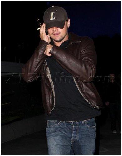 Leonardo DiCaprio @ Stapples Center