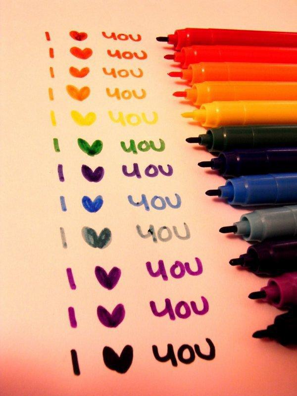 Mes couleur ^^