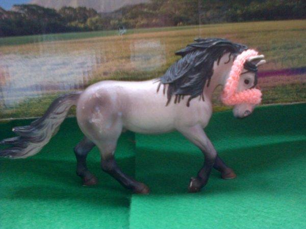 mes création plus présentation des chevaux