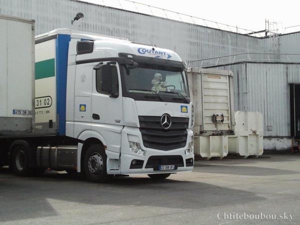 Transports Coutant (Montierchaume 36)