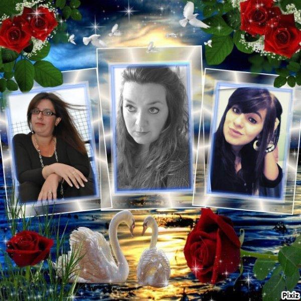 les 3 soeurs !!