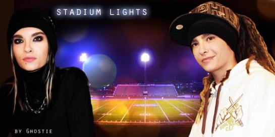 Stadium lights de Ghostie.
