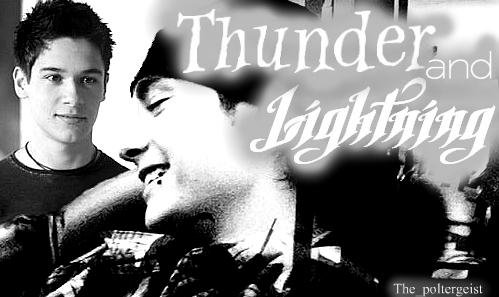 Thunder and Lightning de The_poltergeist