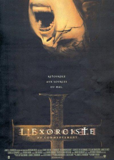 L ' EXORCISTE AU COMMENCEMENT