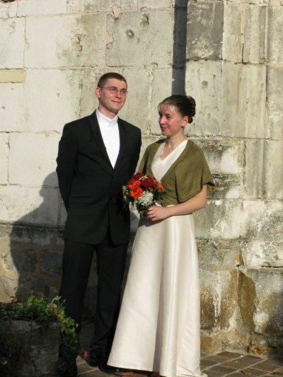 Mariage...le dernier de l'année, en principe !