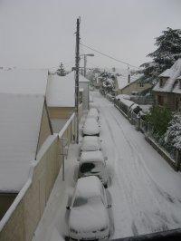 Jour de neige