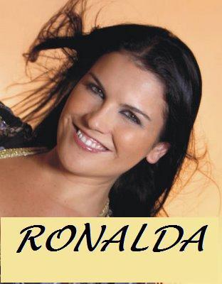 'RONALDA' POSTER
