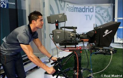 CRISTIANO E REAL MADRID TV