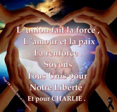 Pour Charlie