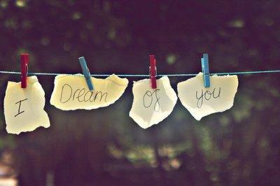 I dream of you !