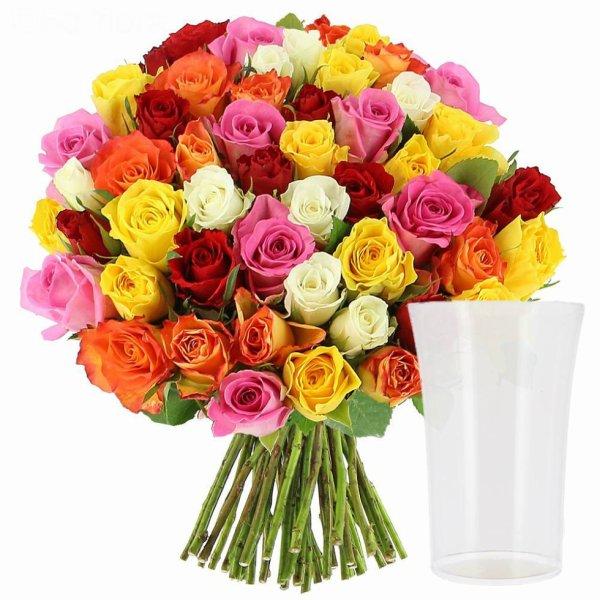 whoaaa ou les roses c trop bo
