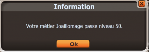 UP Joillomage lvl 50