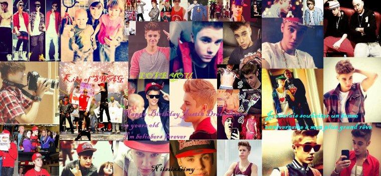 Happy Birthday Justin Drew Bieber