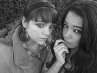 Rachel & moi