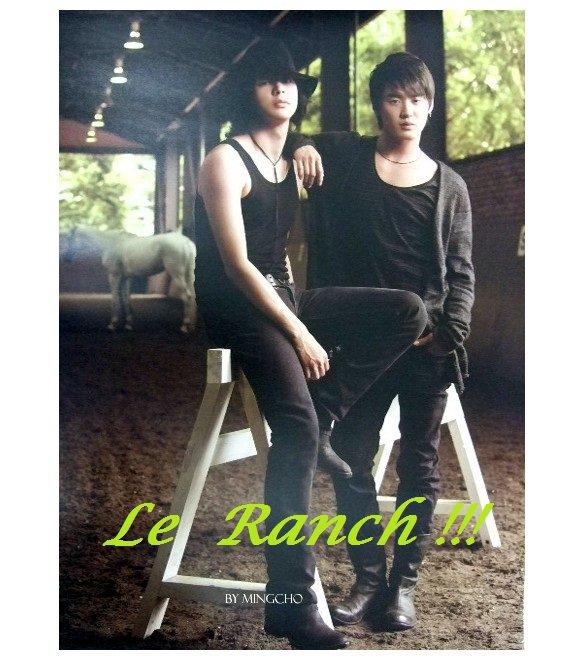 Le Ranch !!!
