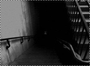 Le simulateur de peur... ou d'escaliers!
