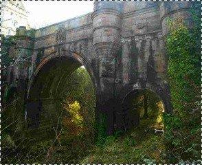 Le pont d'Overtoun