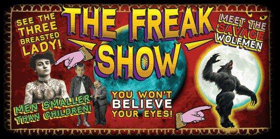 Le cirque de freak