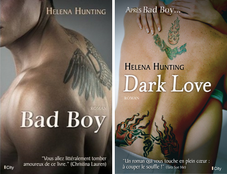 Bad boy de Helena Hunting