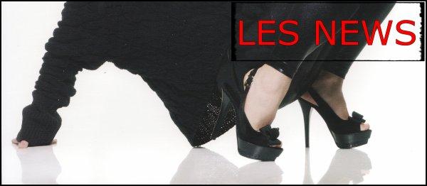 LORIE: LES NEWS