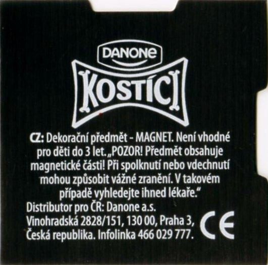 """Kostici République Tchèque / Slovaquie """"KOSTIKOVA"""" l' usine"""
