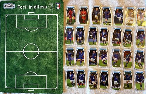 "danone italie ""ACTIMEL"" coupe du monde 2010"