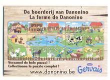 """gervais Belgique """"DANONE GERVAIS"""" la ferme 2011"""