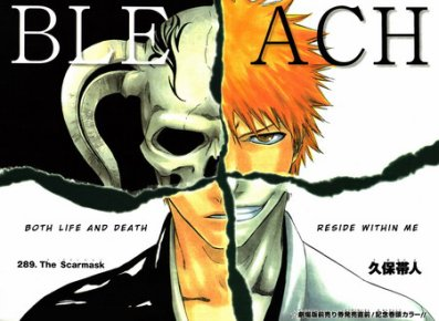 bleach (ichigo mi-shinigami mi-hollows)