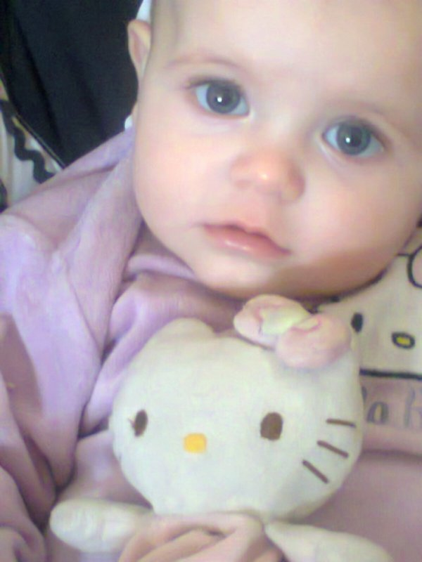ma princesse et son hello kitty