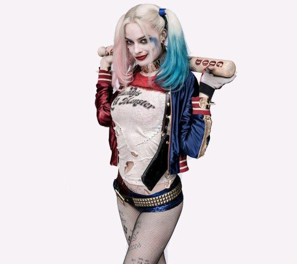 Harley Quinn ma fan