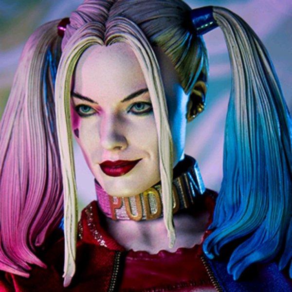 Ma fan je te kiff Harley Quinn.