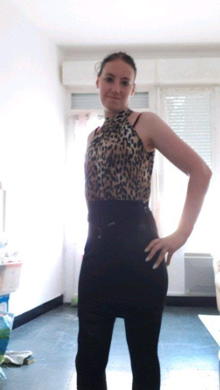 Moi en robe