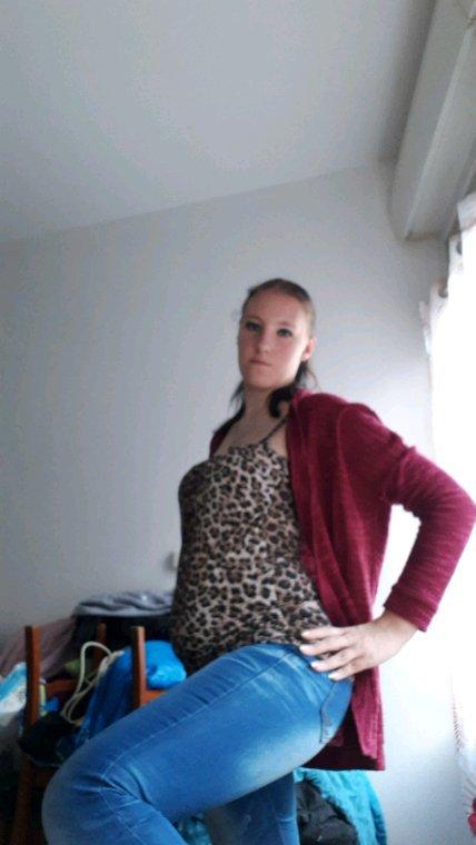 Moi mode pose