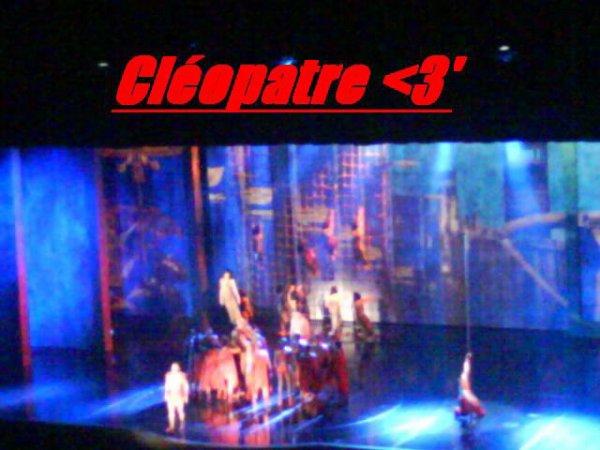 Cléopâtre &&' Mozart L'opera Rock